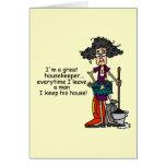 Housekeeper Humor