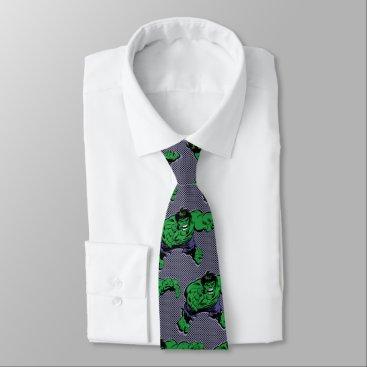 Hulk Retro Dive Neck Tie