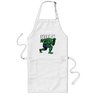 Hulk Retro Lift Long Apron