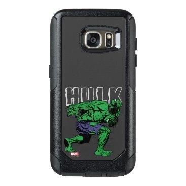 Hulk Retro Lift OtterBox Samsung Galaxy S7 Case