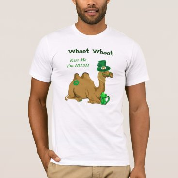 Hump Day Camel St. Patrick's Day t-Shirt
