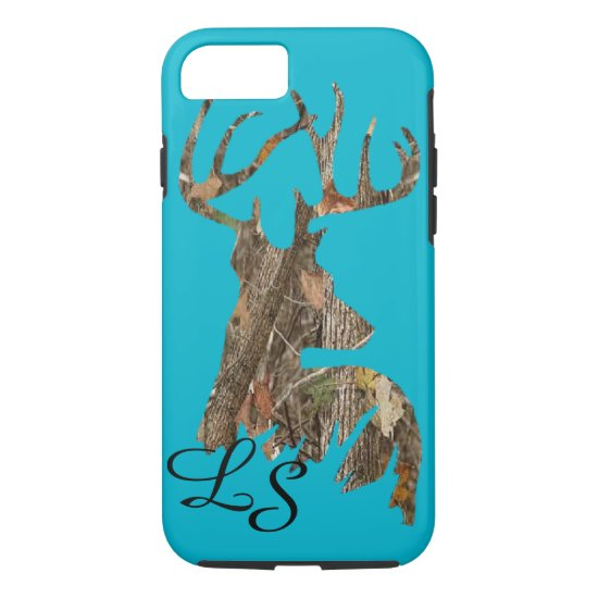 Hunting Camo iPhone 7, Tough Case