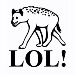 Hyena - Laughing Out Loud LOL