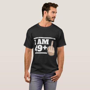 i am 49 meme T-Shirt