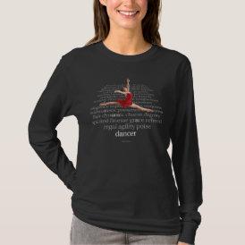 I Am A Dancer T-Shirt