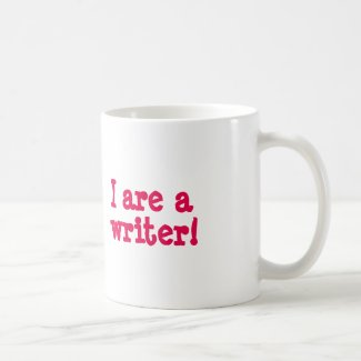 I are a writer!