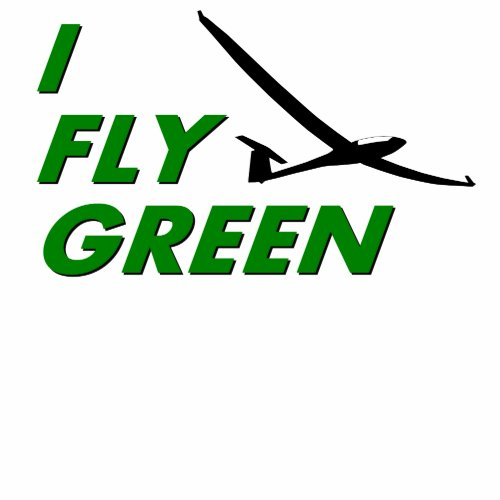 I Fly GREEN shirt