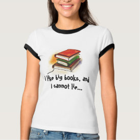 I like big books T-Shirt