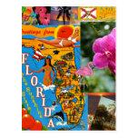 I Love Florida Postcard