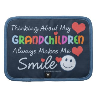 I Love My Grandchildren Folio Planner