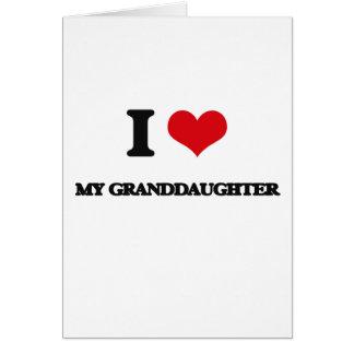 Granddaughter Sayings Cards, Granddaughter Sayings Card