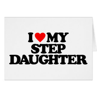 Step Daughter Cards, Step Daughter Card Templates, Postage