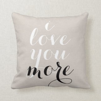 I love you more inspirational quote saying trendy