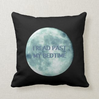 I Read Past My Bedtime Night Time Reading Moon
