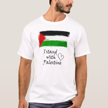 I stand with palestine T-Shirt