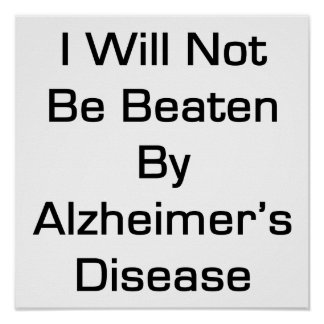 Alzheimer Posters, Alzheimer Prints, Art Prints, Poster
