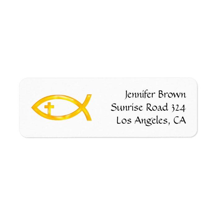 icthus christian fish symbol