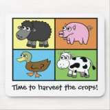 Farmville Mousepad