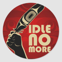 IdleNoMore Stickers