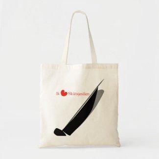 Ik hou van Skutsjesilen. Bags