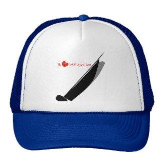 Ik hou van Skutsjesilen. Mesh Hat