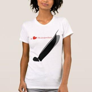 Ik hou van Skutsjesilen. T Shirt