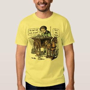I'm a Little Hoarse! Horse Pun T Shirt