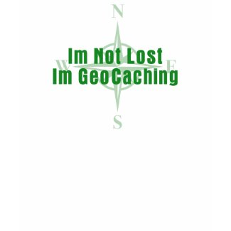 Im Not Lost T-Shirt shirt