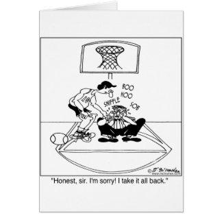 Basketball Sayings Cards, Basketball Sayings Card