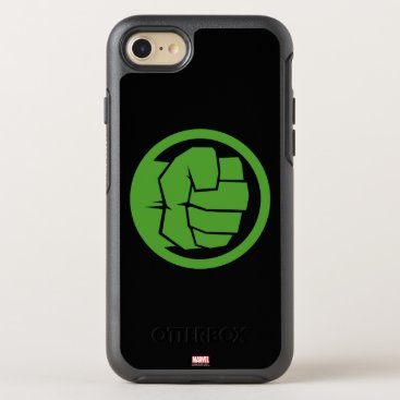 Incredible Hulk Logo OtterBox Symmetry iPhone 7 Case