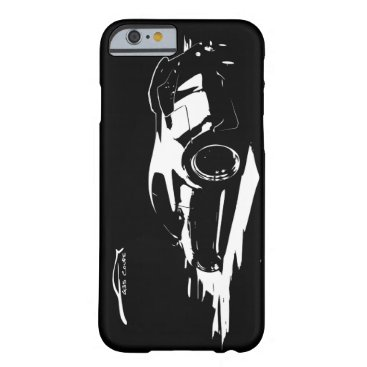 Infiniti G35 Coupe Rolling shot Barely There iPhone 6 Case