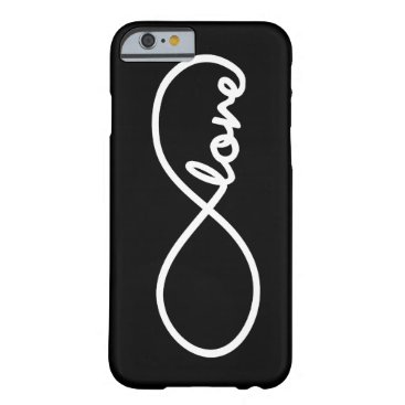infinity love barely there iPhone 6 case