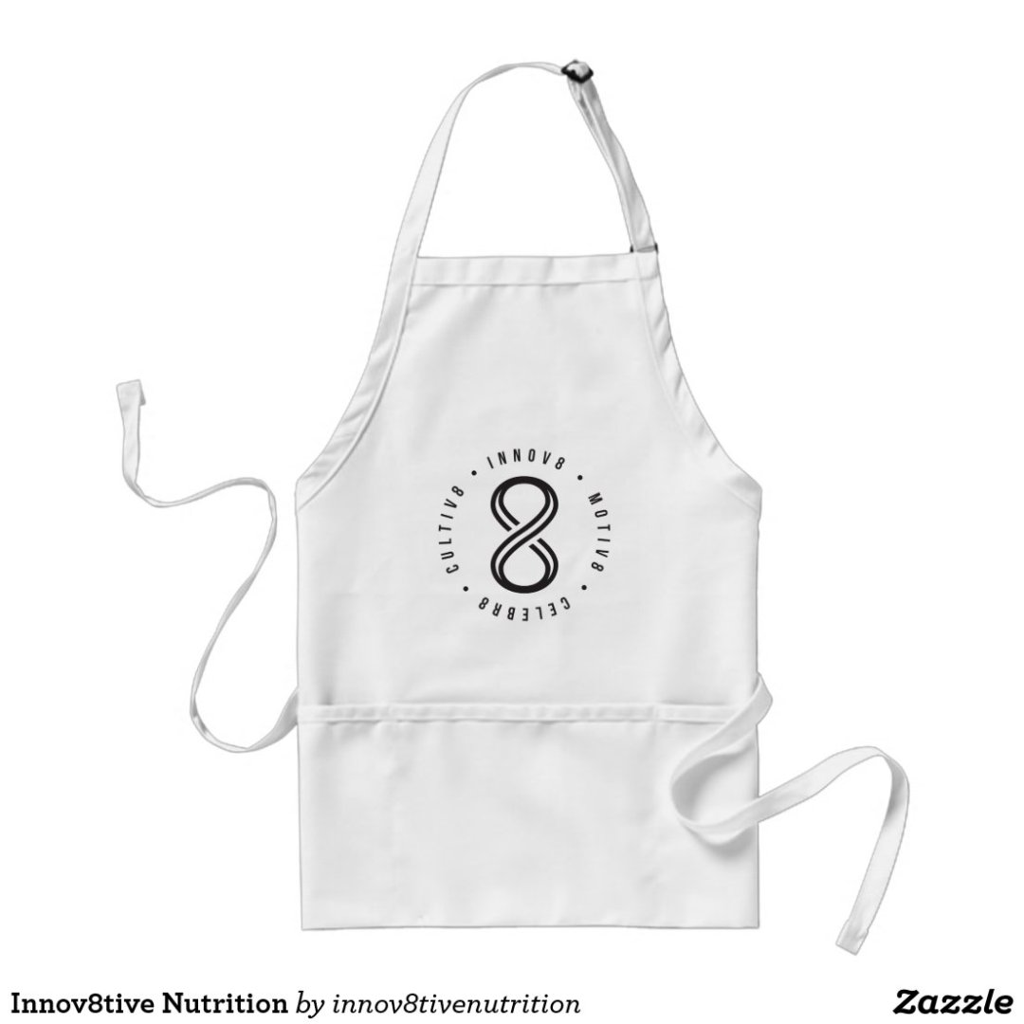 Innov8tive Nutrition Adult Apron