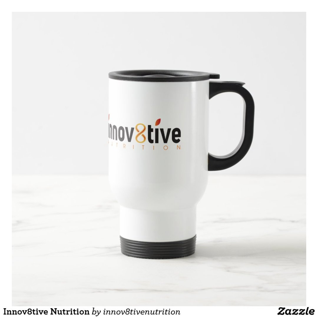 Innov8tive Nutrition Travel Mug