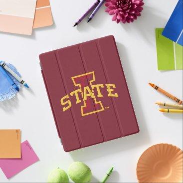 Iowa State University   Iowa State Arched Logo iPad Smart Cover