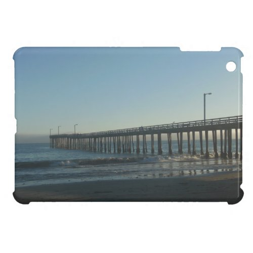 iPad Mini Case: Cayucos Pier in California iPad Mini Cases