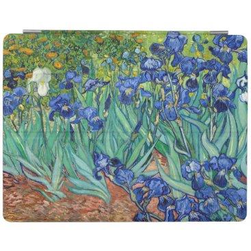 Irises Vincent van Gogh Painting iPad Cover