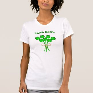 Irish Bride T Shirt