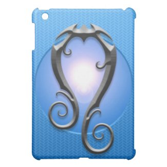 Leo astrology iPad Mini Cover