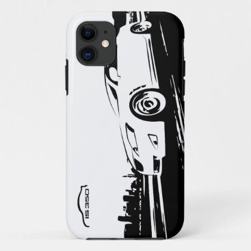 IS350 Rolling shot iPhone 11 Case