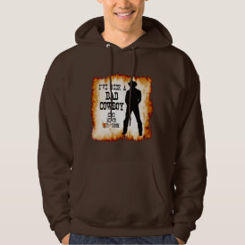 I've been a BAD COWBOY Send me to Your Room Hoodie