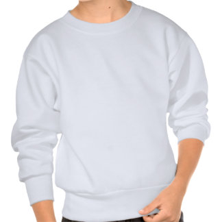 Ivory Rose Pullover Sweatshirts
