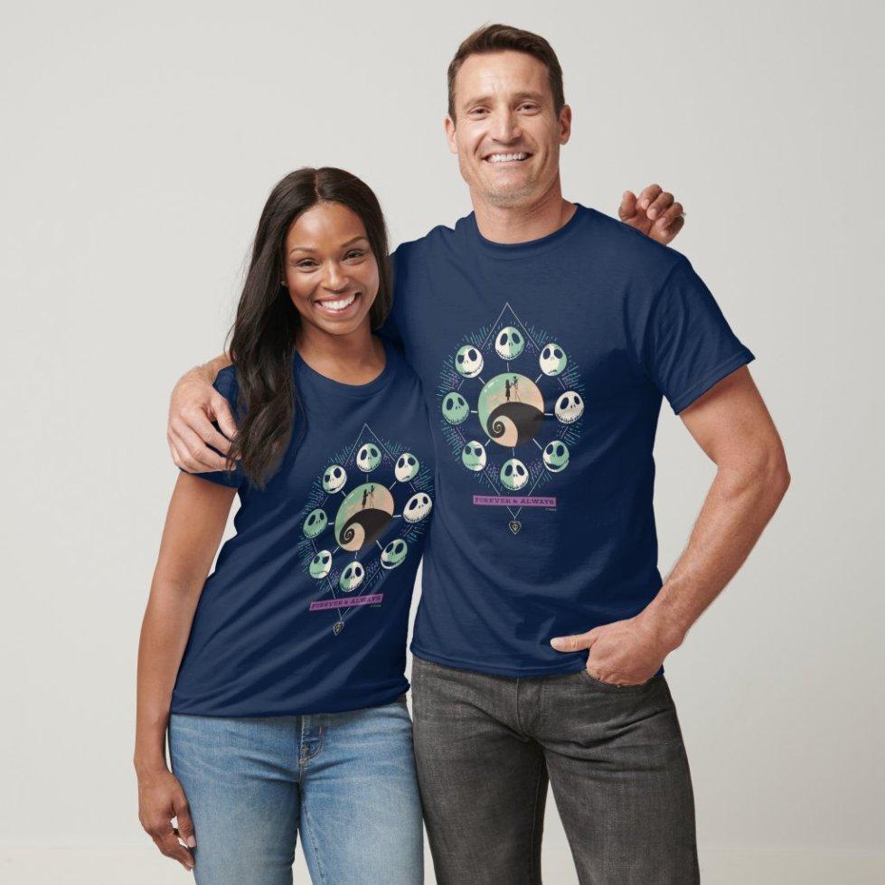 The Nightmare Before Christmas Shirts