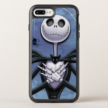 Jack Skellington 2 OtterBox Symmetry iPhone 7 Plus Case