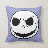 Jack Skellington 5 Pillow | Zazzle