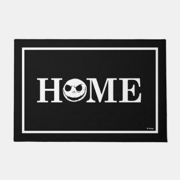Jack Skellington - Head Doormat