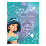 Jasmine Birthday Invitation
