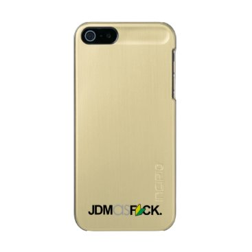 jdmasfck - Mad JDM son! Metallic Phone Case For iPhone SE/5/5s