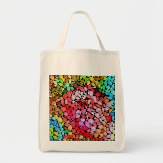 Jelly Beans Shopping Bag