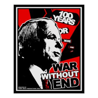 War Without End print